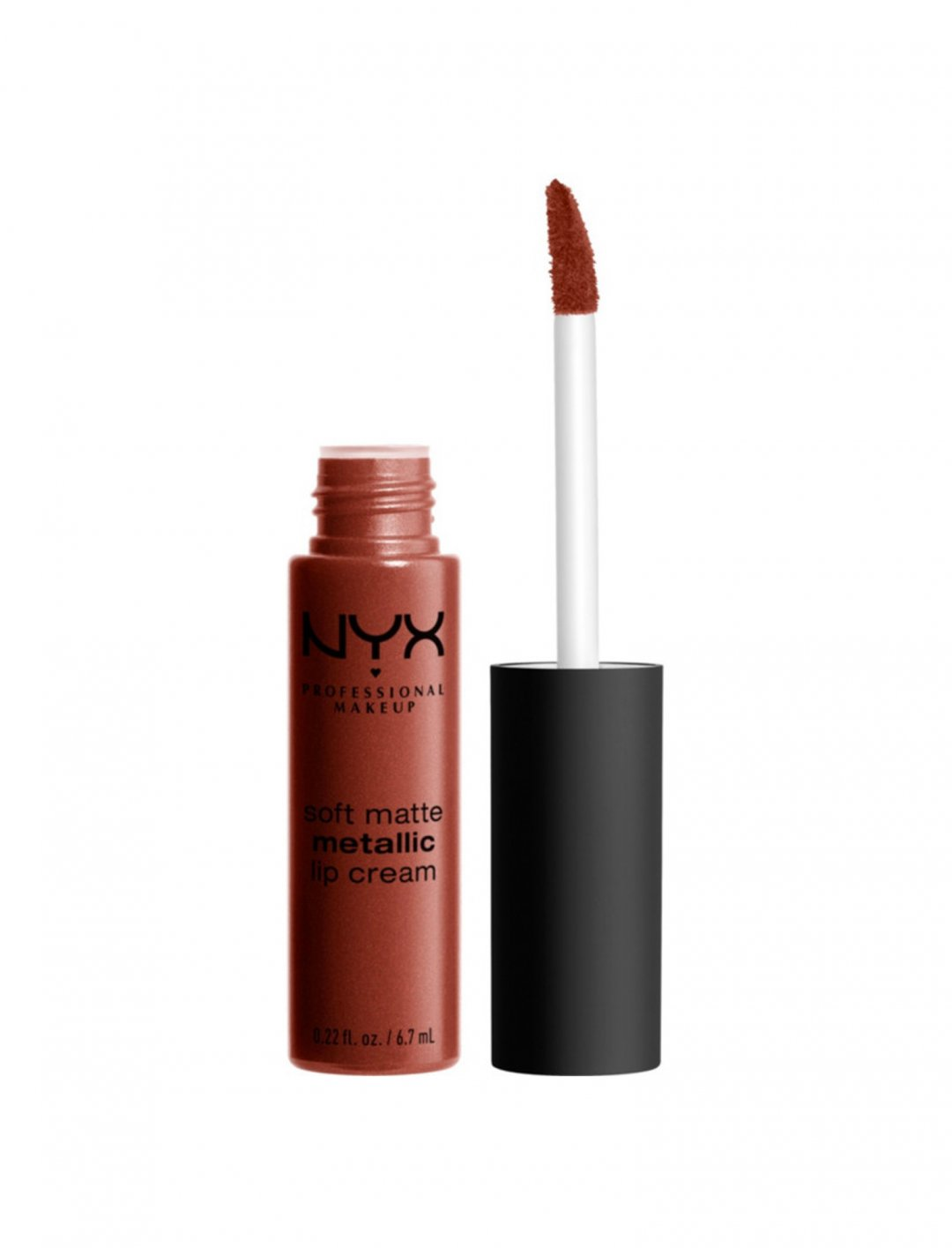 "Metallic Lip Cream {""id"":2,""product_section_id"":1,""name"":""Beauty"",""order"":2} NYX Cosmetics"