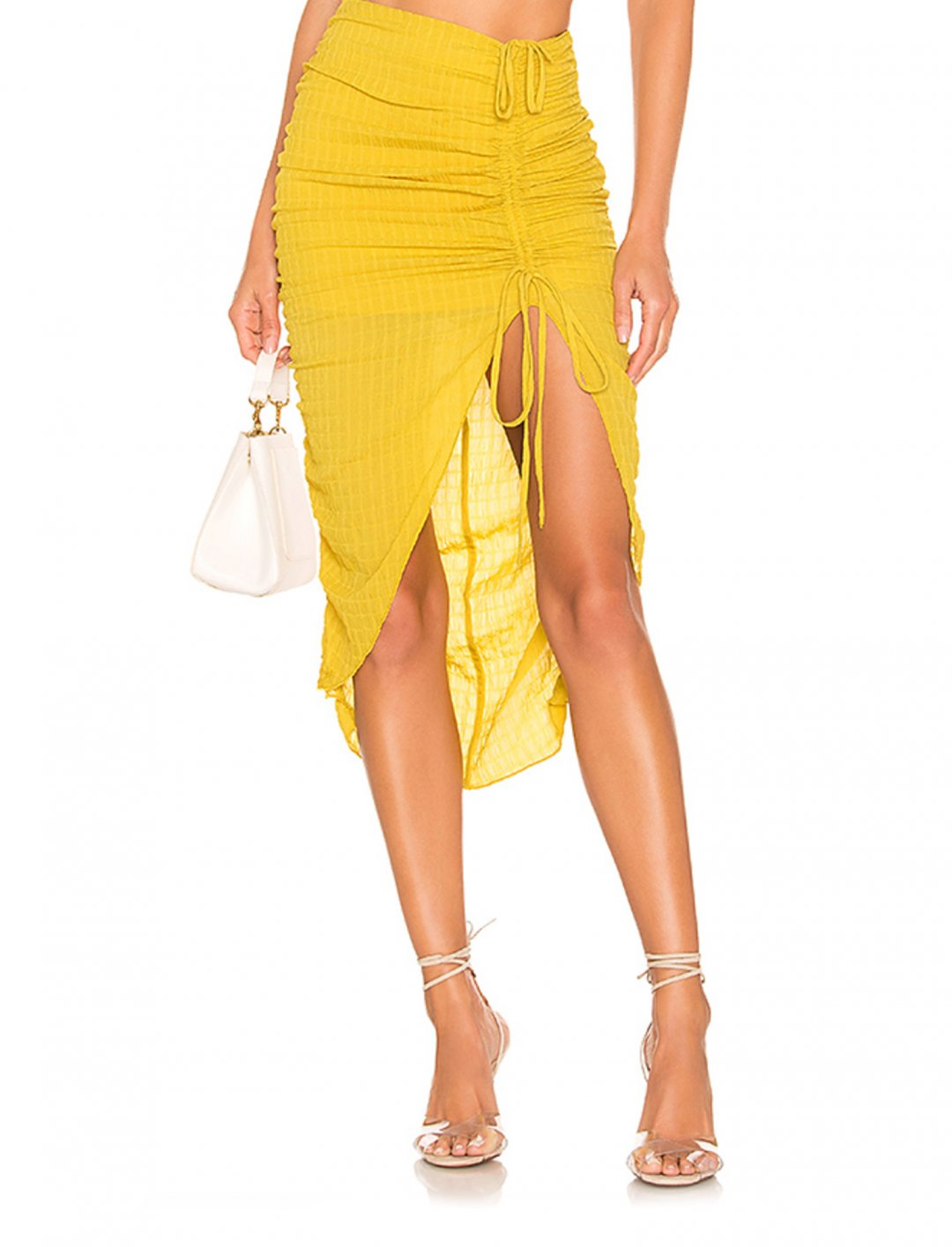 "Midi Skirt {""id"":5,""product_section_id"":1,""name"":""Clothing"",""order"":5} Lovers + Friends"