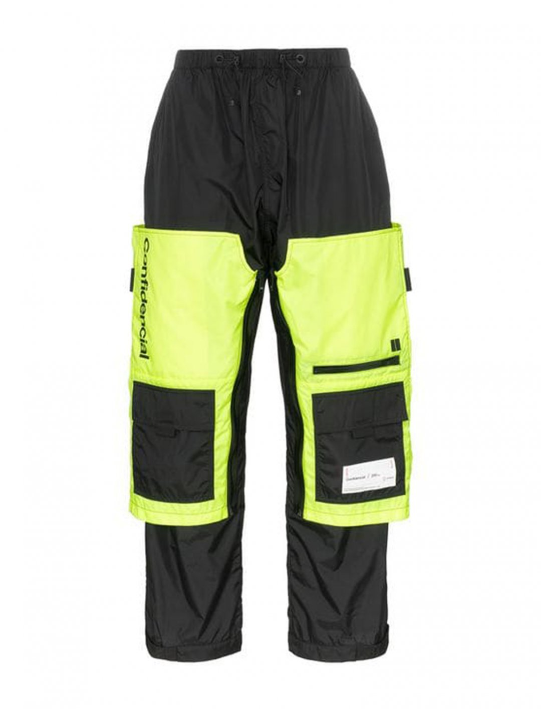 "Multi-pocket Trousers {""id"":5,""product_section_id"":1,""name"":""Clothing"",""order"":5} Marcelo Burlon County Of Milan"