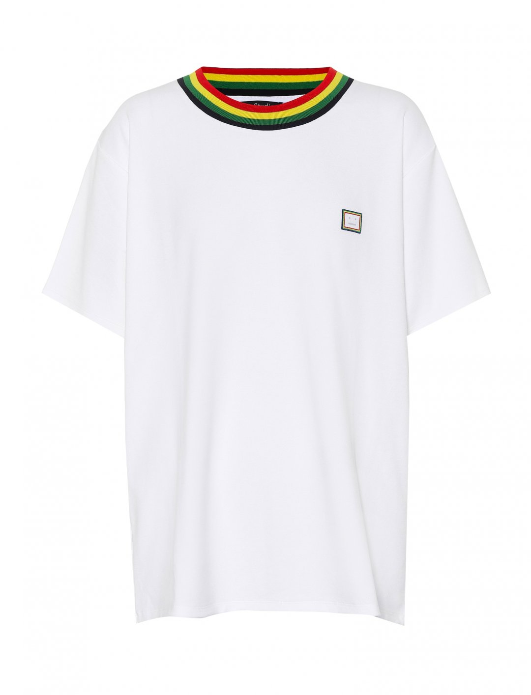 "Nasth T Face T-shirt {""id"":5,""product_section_id"":1,""name"":""Clothing"",""order"":5} Acne Studios"