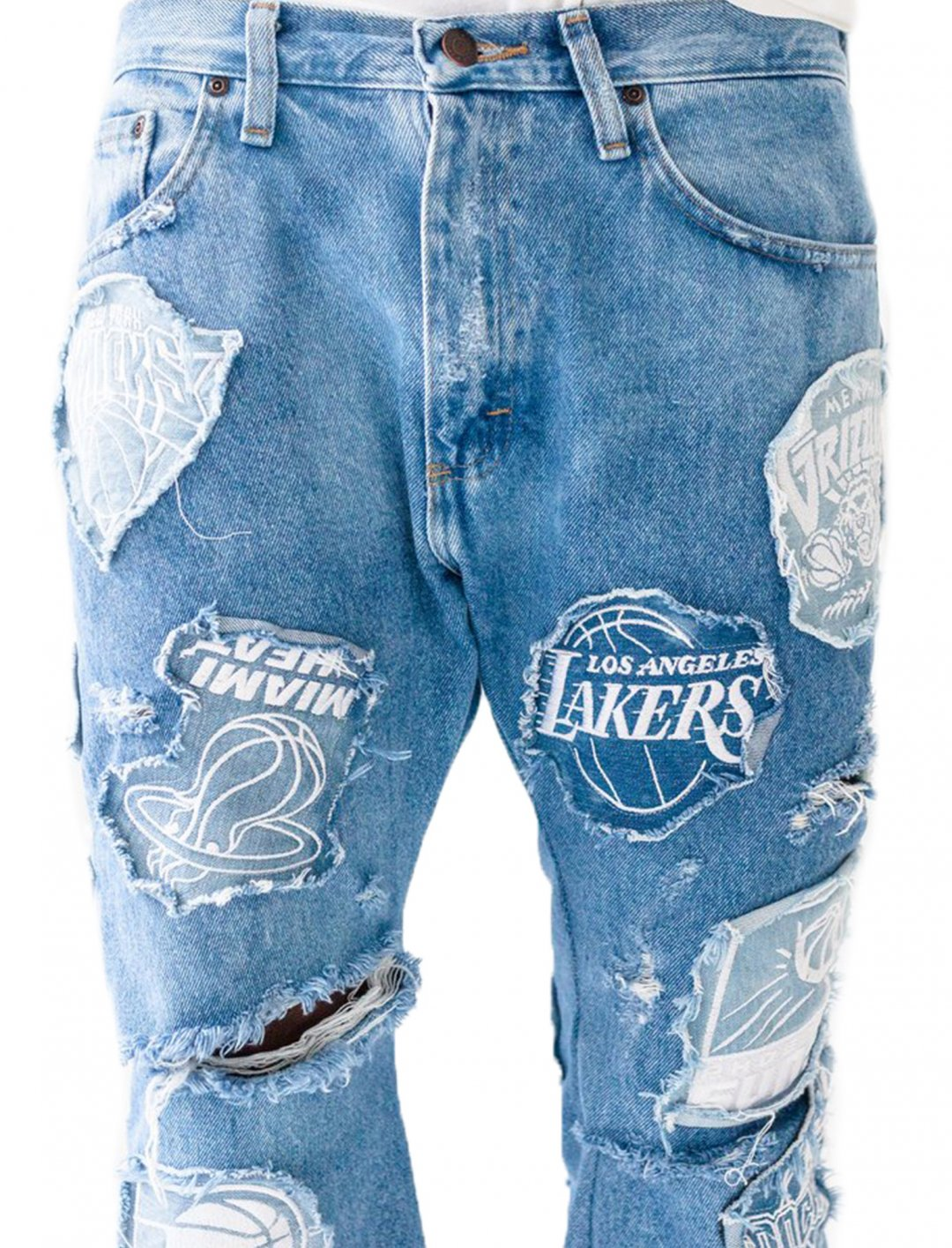 "NBA Jeans {""id"":5,""product_section_id"":1,""name"":""Clothing"",""order"":5} Cease & Assist Denim"