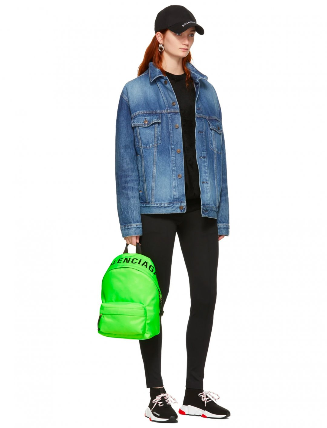 "Neon Backpack {""id"":1,""product_section_id"":1,""name"":""Bags"",""order"":1} Balenciaga"