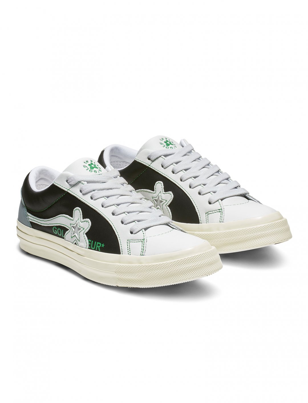 "One Star Low Top Trainers {""id"":12,""product_section_id"":1,""name"":""Shoes"",""order"":12} Converse x GOLF le FLEUR*"