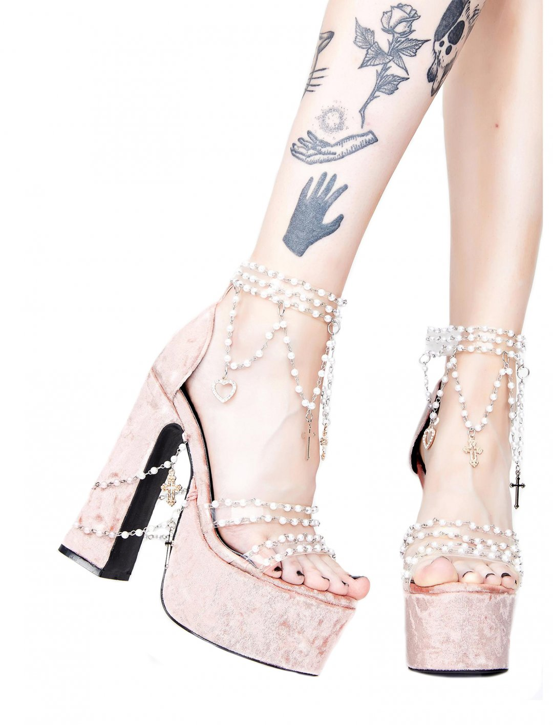 "Platform Heels {""id"":12,""product_section_id"":1,""name"":""Shoes"",""order"":12} Sugar Thrillz"