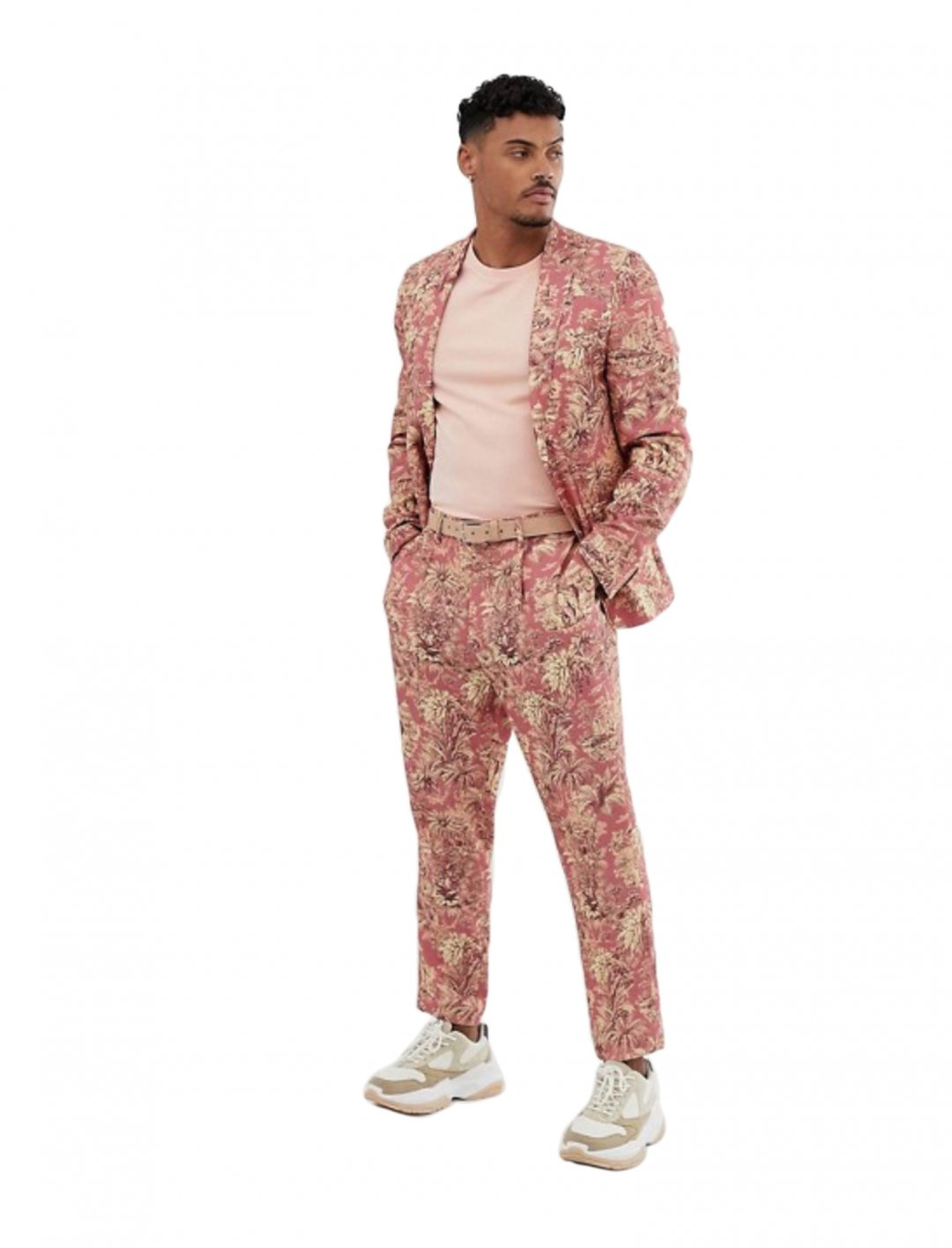 "Printed Suit {""id"":5,""product_section_id"":1,""name"":""Clothing"",""order"":5} Asos Design"