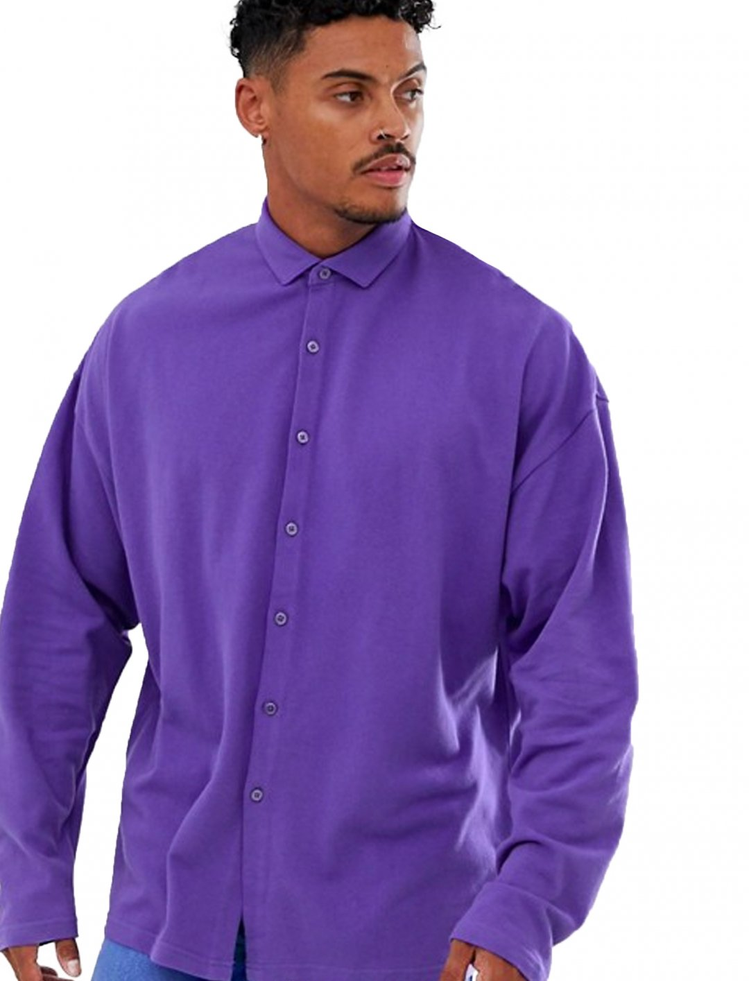 "Purple Shirt {""id"":5,""product_section_id"":1,""name"":""Clothing"",""order"":5} Asos Design"