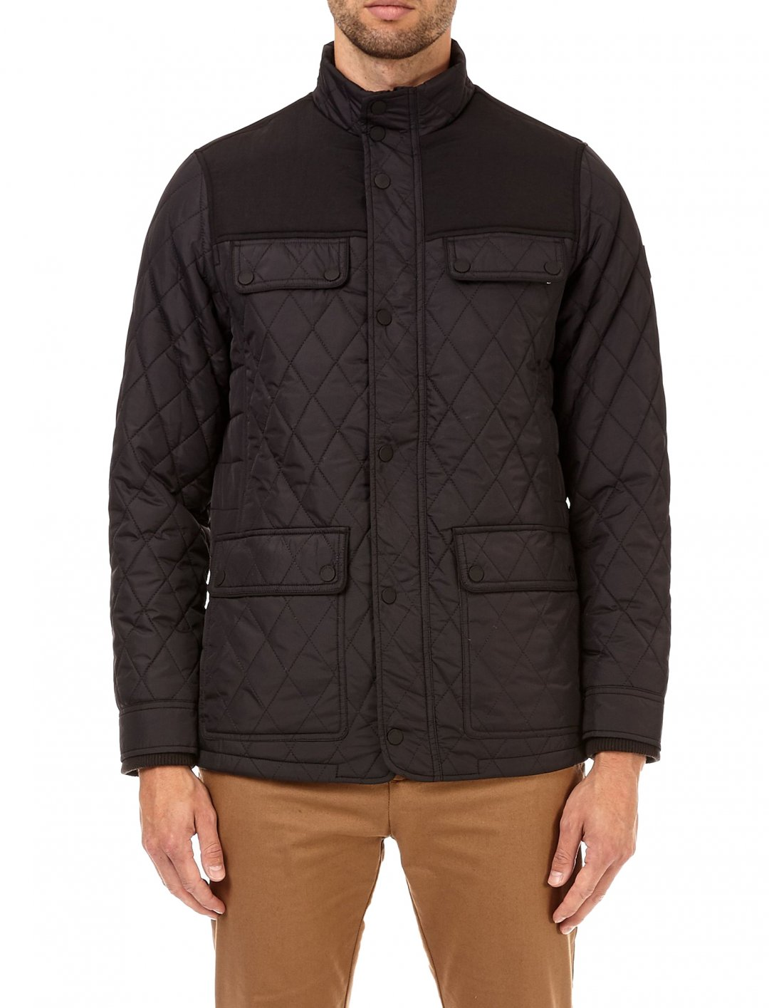 "Quilted Jacket {""id"":5,""product_section_id"":1,""name"":""Clothing"",""order"":5} Burton London"