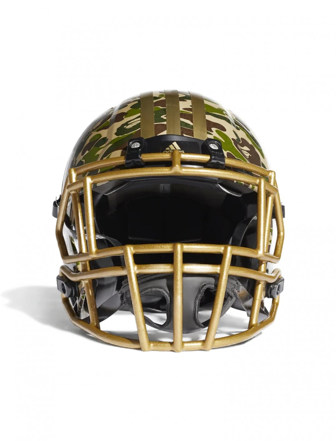 "Riddel x Bape Helmet {""id"":16,""product_section_id"":1,""name"":""Accessories"",""order"":15} Adidas"