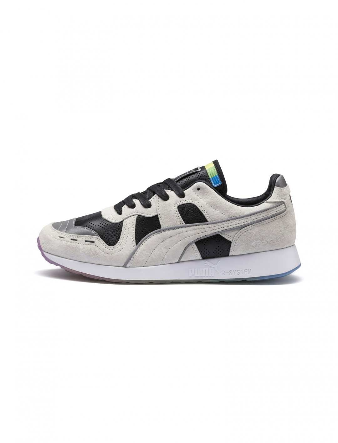 "RS-100 Trainers {""id"":12,""product_section_id"":1,""name"":""Shoes"",""order"":12} Puma x Polaroid"