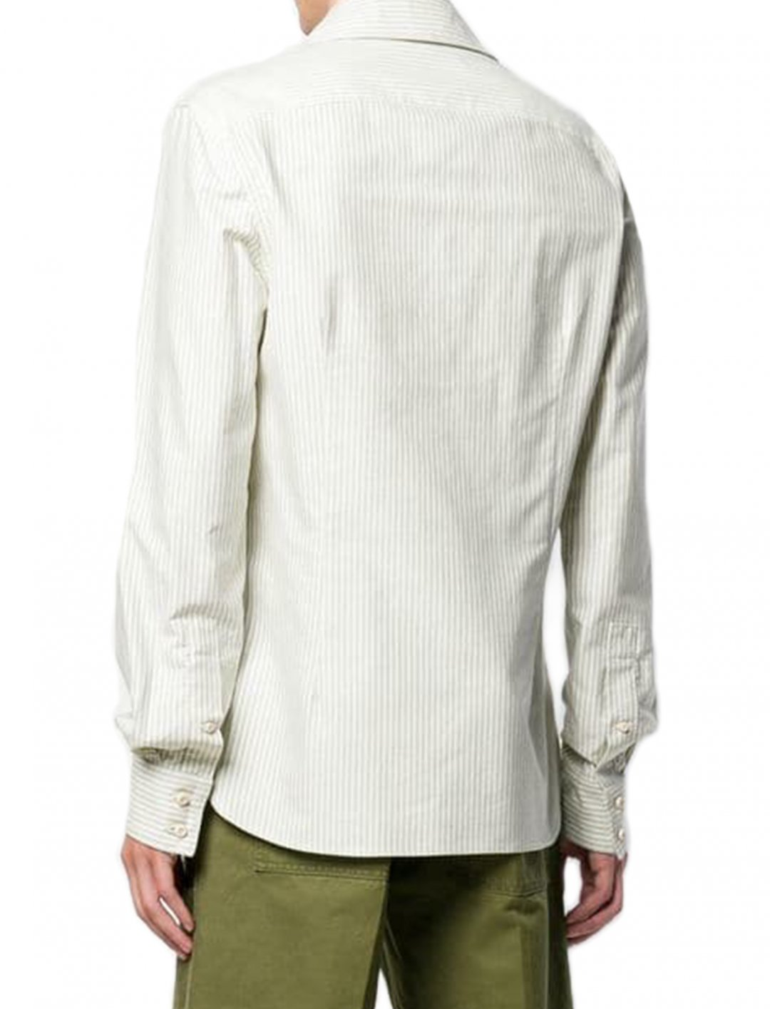 "Ruffled Front Shirt {""id"":5,""product_section_id"":1,""name"":""Clothing"",""order"":5} Acne Studios"