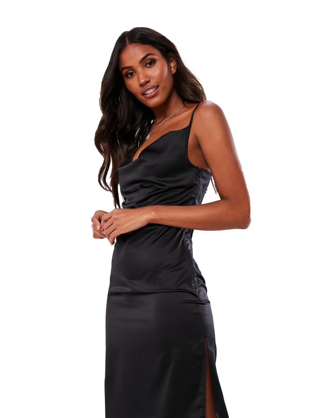 "Satin Slip Dress {""id"":5,""product_section_id"":1,""name"":""Clothing"",""order"":5} Missguided"