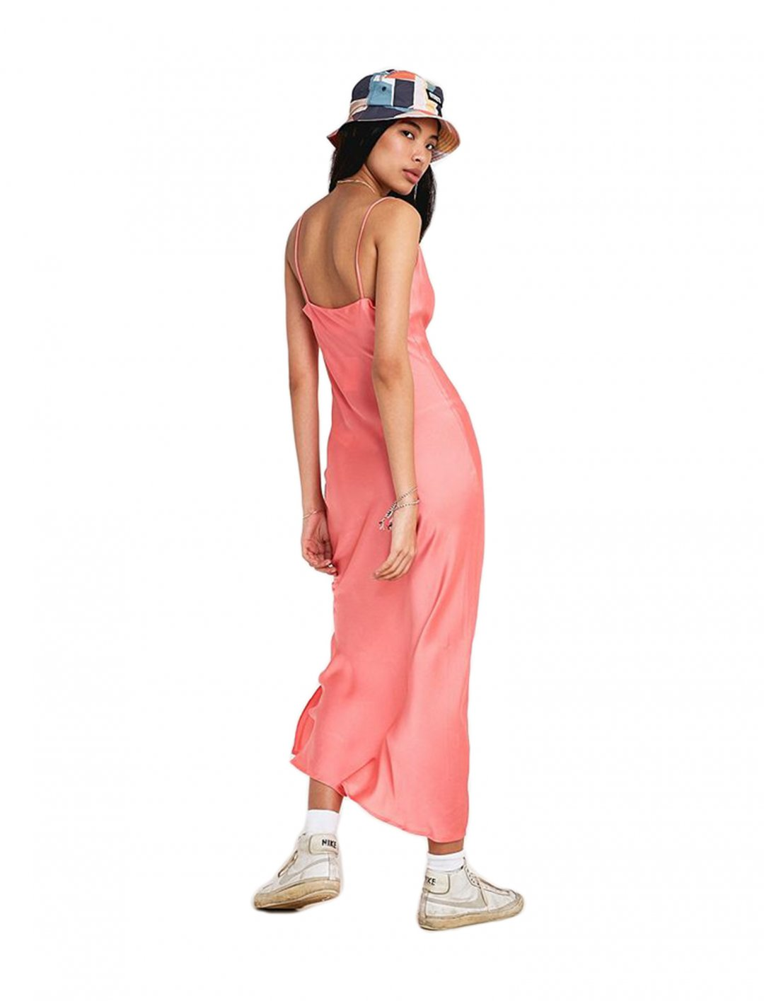 "Satin Slip Dress {""id"":5,""product_section_id"":1,""name"":""Clothing"",""order"":5} Narrated"