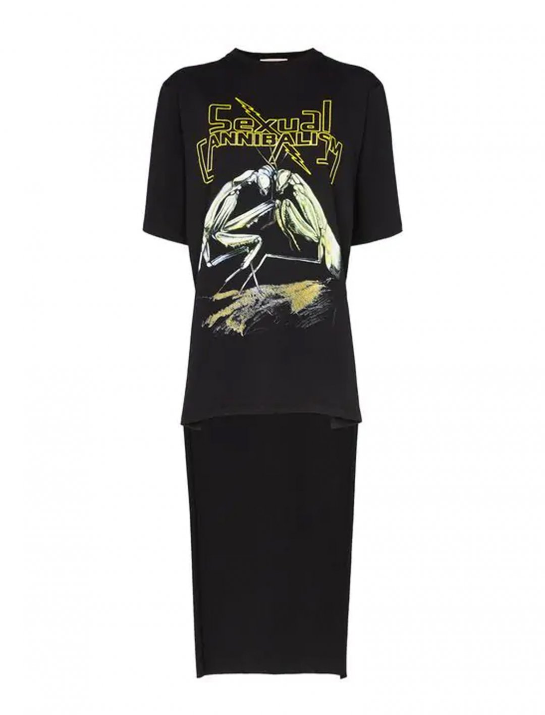"'Sexual Cannibalism' T-shirt {""id"":5,""product_section_id"":1,""name"":""Clothing"",""order"":5} Christopher Kane"