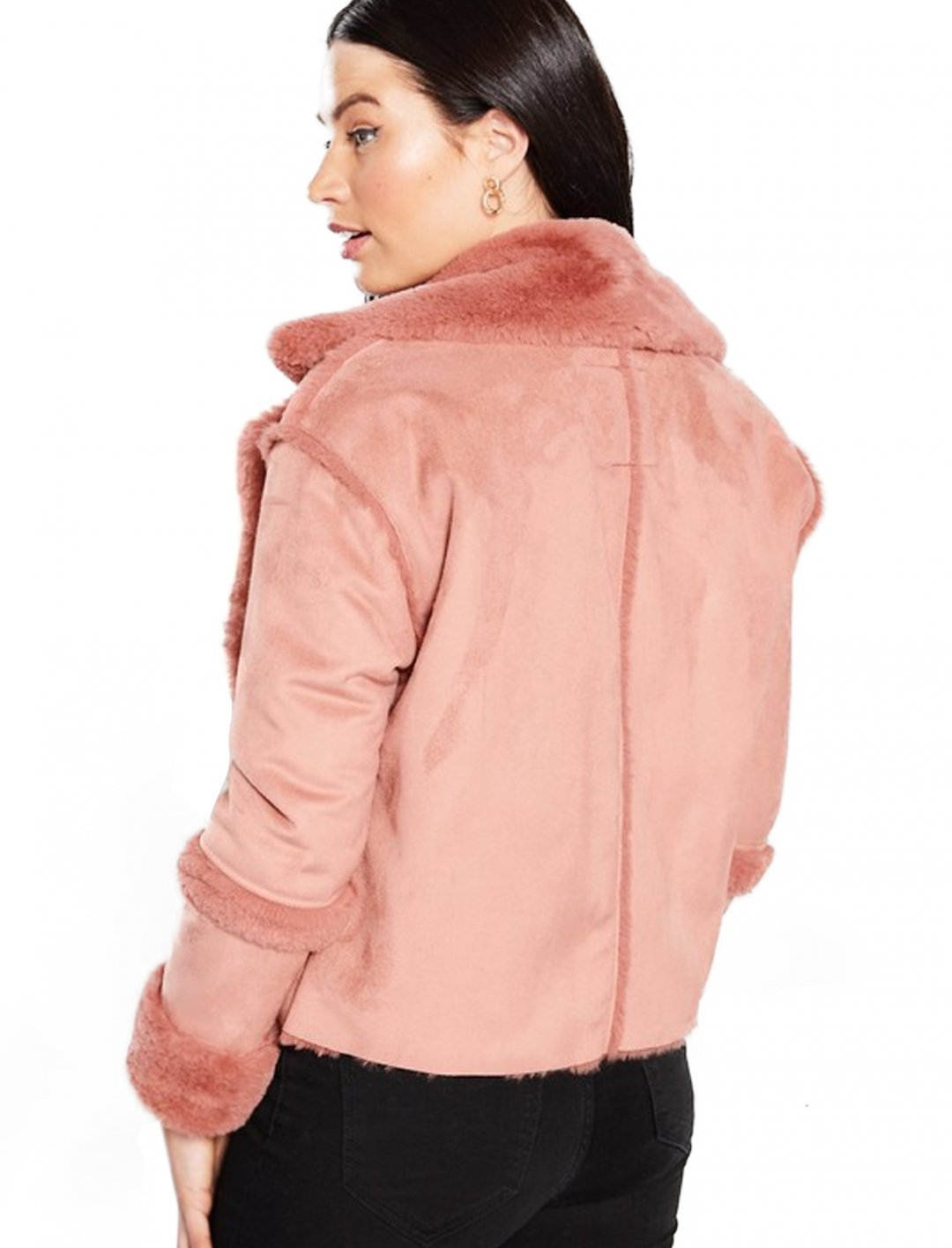 "Shearling Coat {""id"":5,""product_section_id"":1,""name"":""Clothing"",""order"":5} River Island"