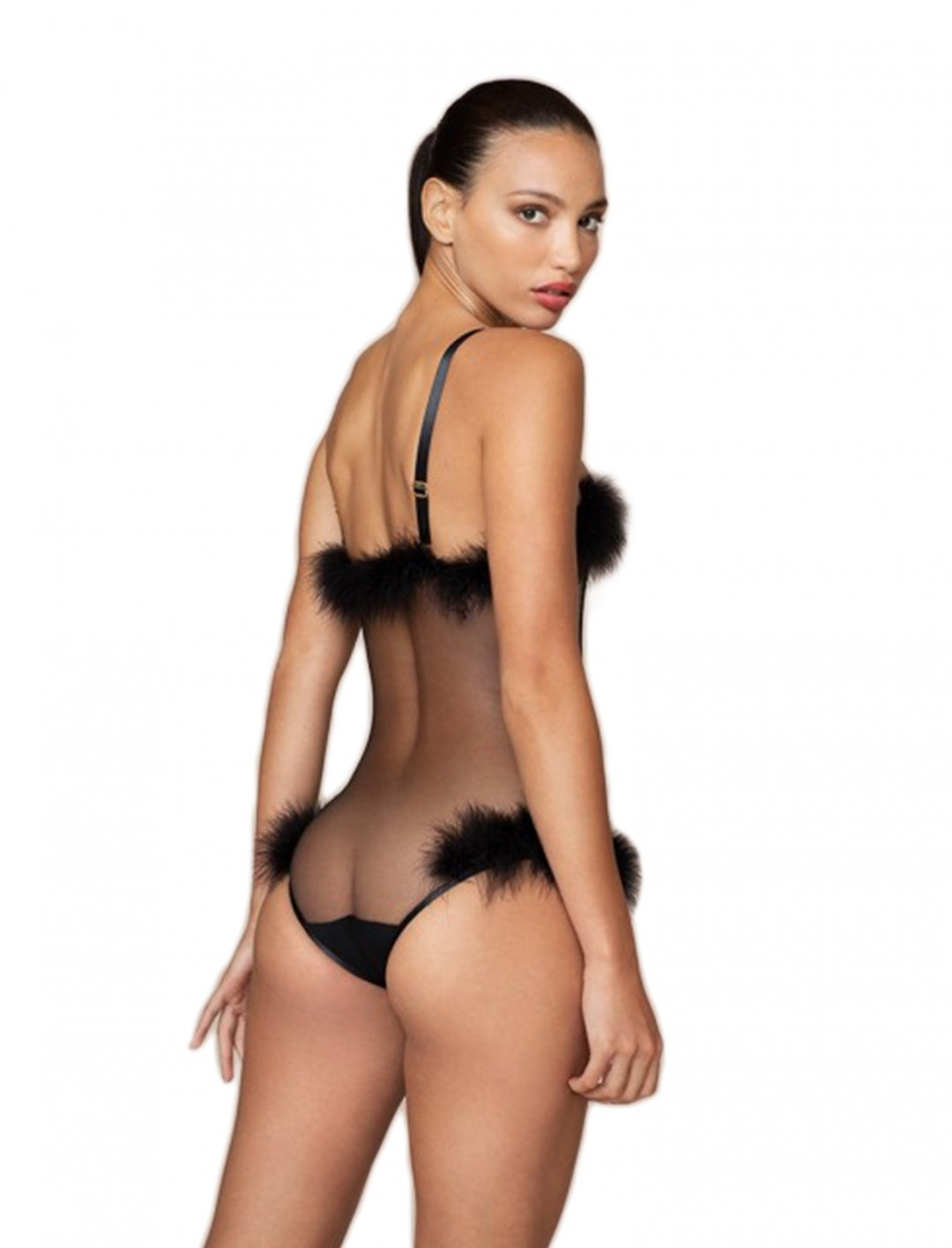 "Sheer Body {""id"":5,""product_section_id"":1,""name"":""Clothing"",""order"":5} Agent Provocateur"