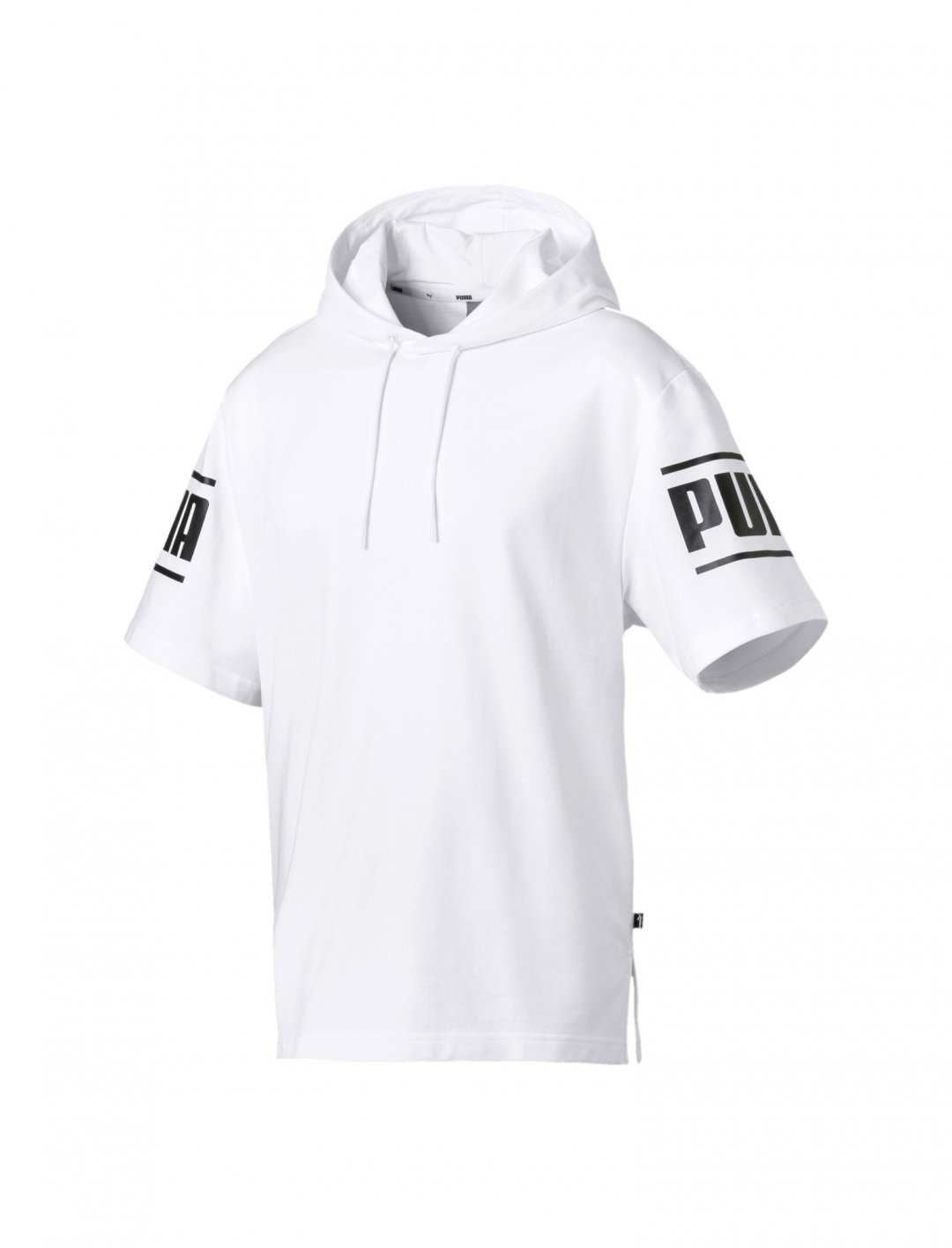"Short Sleeve Hoodie {""id"":5,""product_section_id"":1,""name"":""Clothing"",""order"":5} Puma"