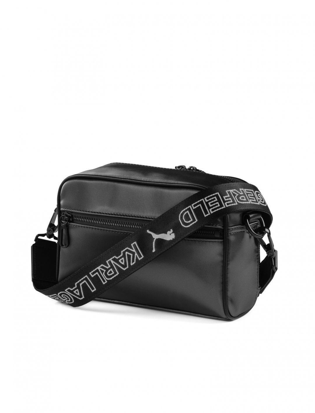 "Shoulder Bag {""id"":1,""product_section_id"":1,""name"":""Bags"",""order"":1} PUMA x KARL LAGERFELD"