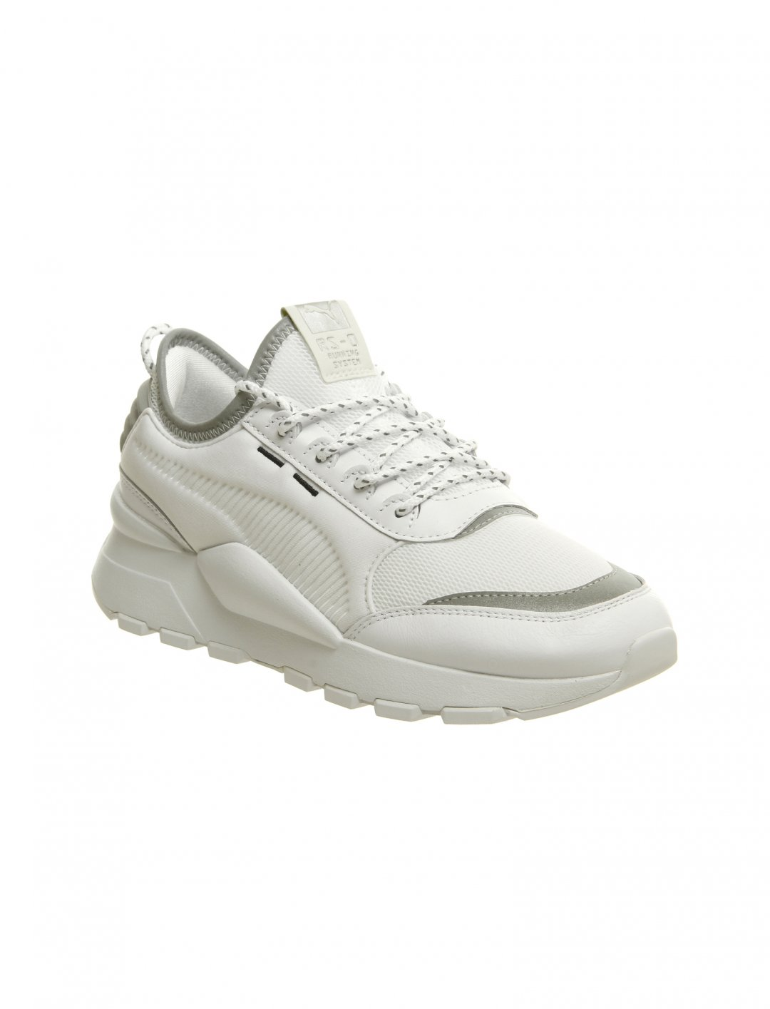 "Silver Detail Trainers {""id"":12,""product_section_id"":1,""name"":""Shoes"",""order"":12} Puma"