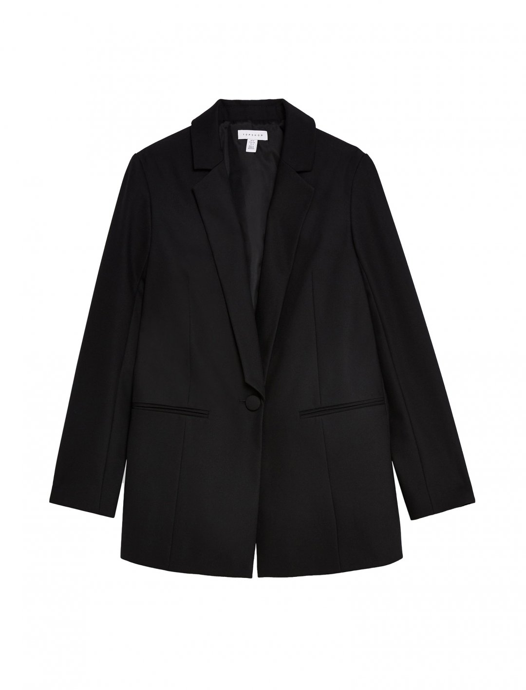 "Single Breasted Blazer {""id"":5,""product_section_id"":1,""name"":""Clothing"",""order"":5} Topshop"