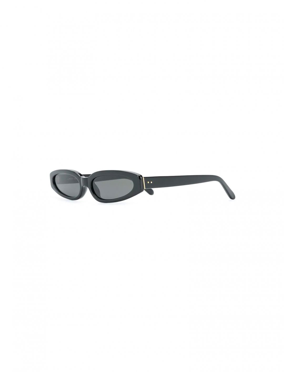 "Slim Sunglasses {""id"":16,""product_section_id"":1,""name"":""Accessories"",""order"":15} Linda Farrow"