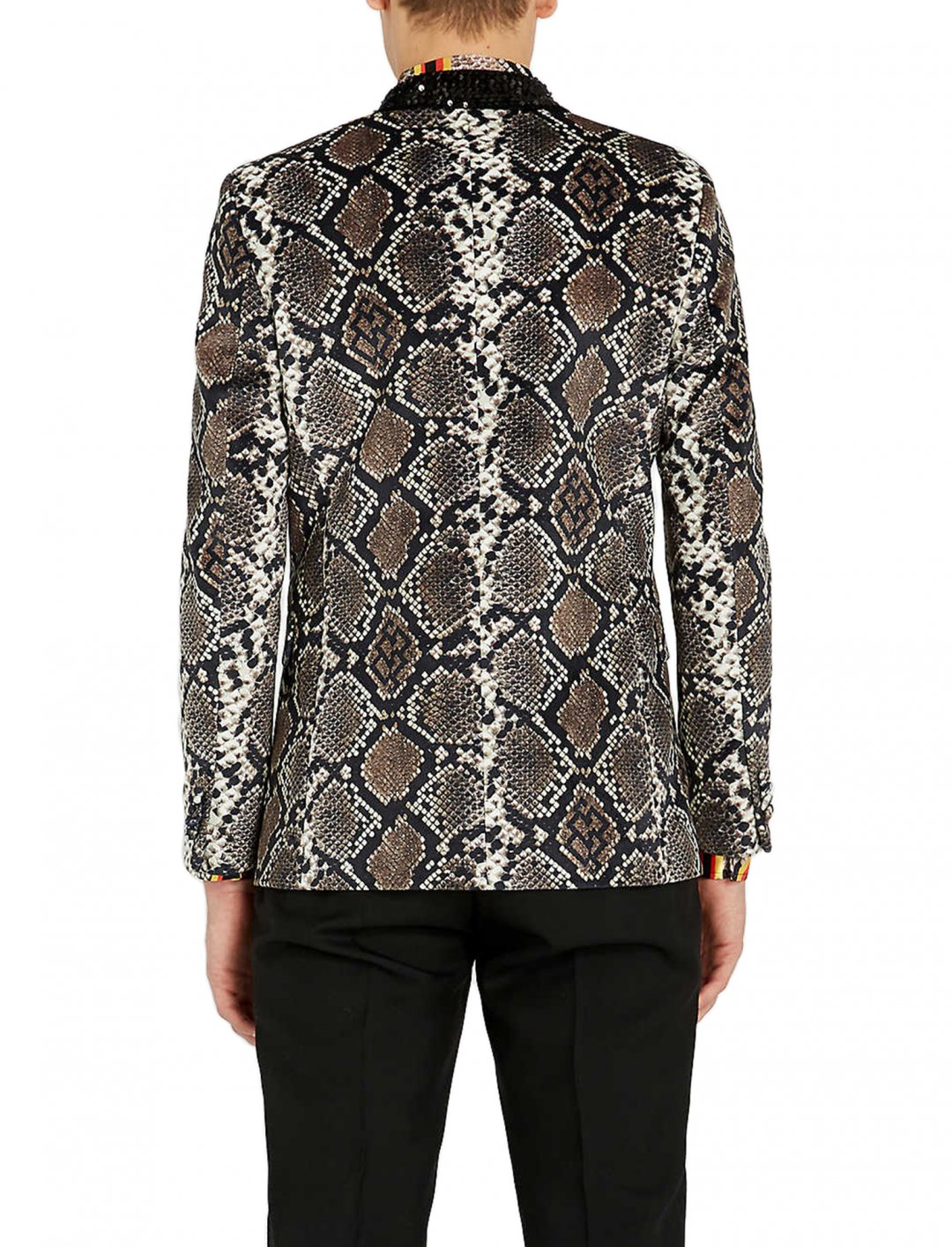 "Snake Print Blazer {""id"":5,""product_section_id"":1,""name"":""Clothing"",""order"":5} SSS World Corp"