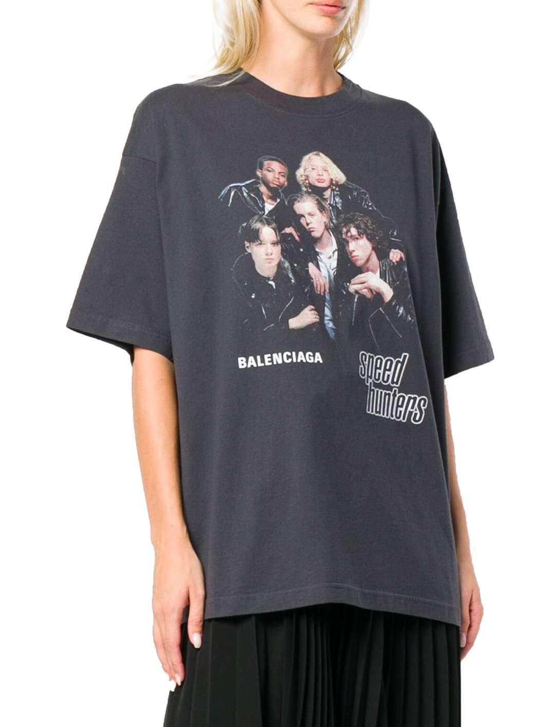 "Speedhunters T-Shirt {""id"":5,""product_section_id"":1,""name"":""Clothing"",""order"":5} Balenciaga"