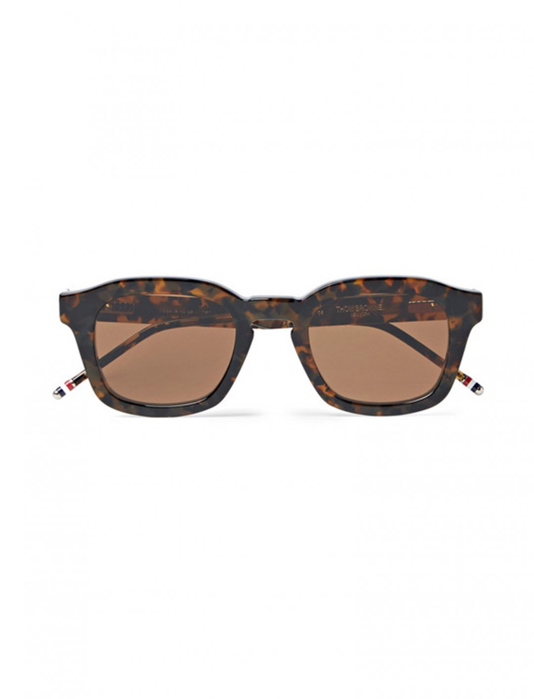 "Square-Frame Sunglasses {""id"":16,""product_section_id"":1,""name"":""Accessories"",""order"":15} Thom Browne"