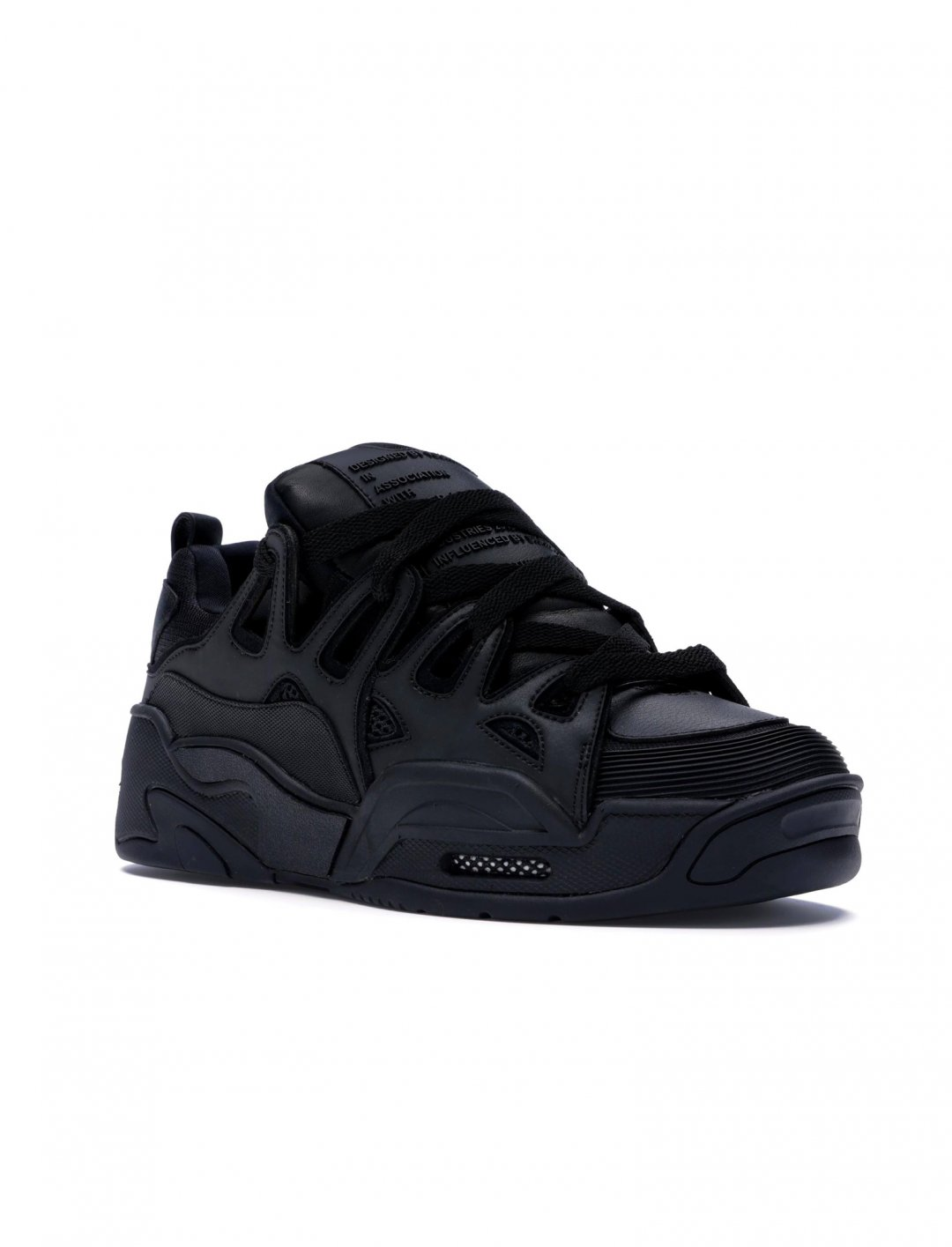 "SRLo Black Sneakers {""id"":12,""product_section_id"":1,""name"":""Shoes"",""order"":12} Under Armour x ASAP Rocky"