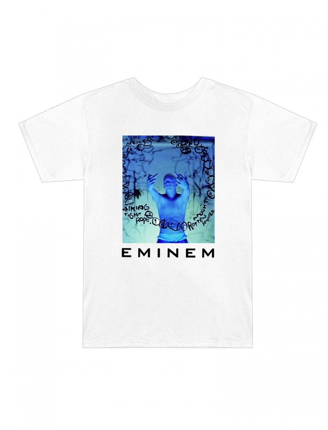 "Still Don't T-shirt {""id"":5,""product_section_id"":1,""name"":""Clothing"",""order"":5} Eminem"