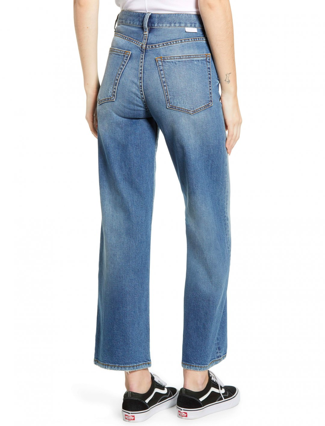 "Straight Leg Jeans {""id"":5,""product_section_id"":1,""name"":""Clothing"",""order"":5} Boyish Jeans"
