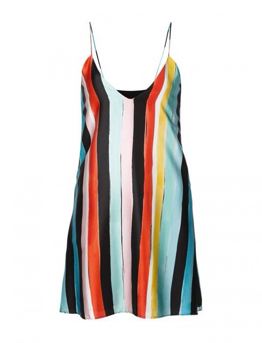 "Stripe Mini Dress {""id"":5,""product_section_id"":1,""name"":""Clothing"",""order"":5} Caroline Constas"