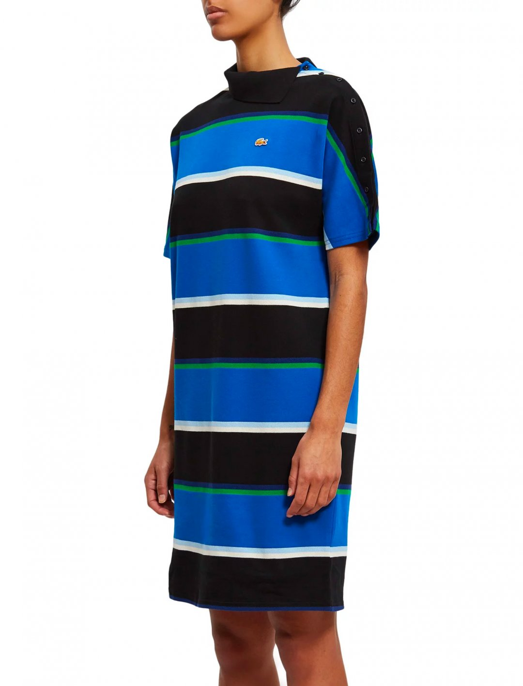 "Striped Dress {""id"":5,""product_section_id"":1,""name"":""Clothing"",""order"":5} Lacoste x Opening Ceremony"