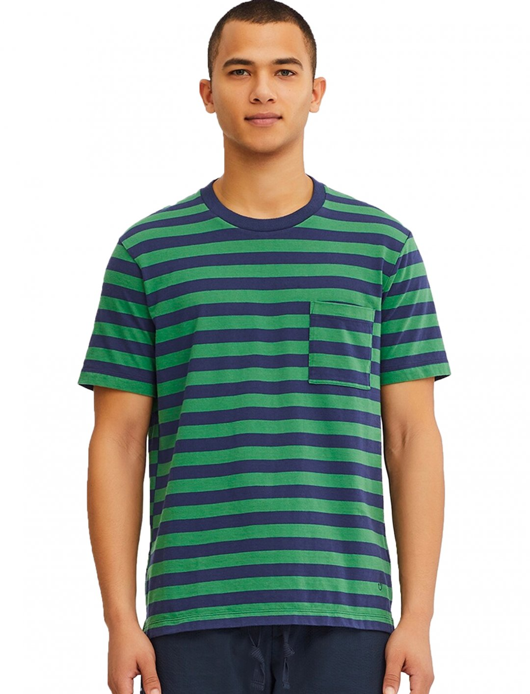 "Striped T-Shirt {""id"":5,""product_section_id"":1,""name"":""Clothing"",""order"":5} JW Anderson x Uniqlo"