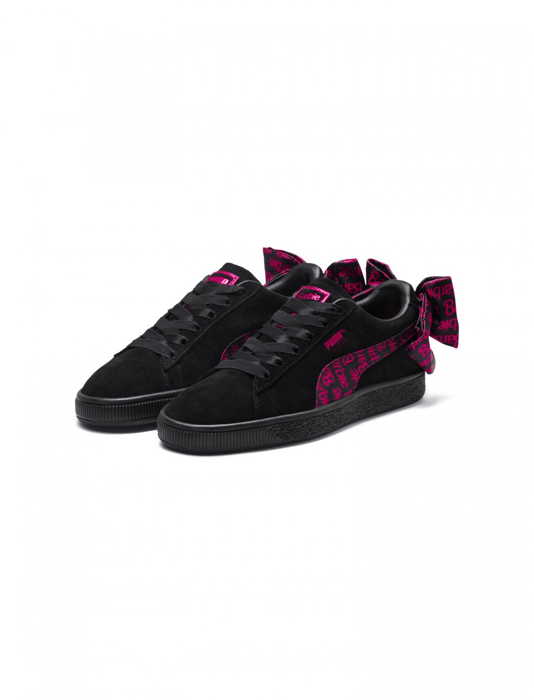 "Suede Classic Sneakers {""id"":12,""product_section_id"":1,""name"":""Shoes"",""order"":12} PUMA x BARBIE"