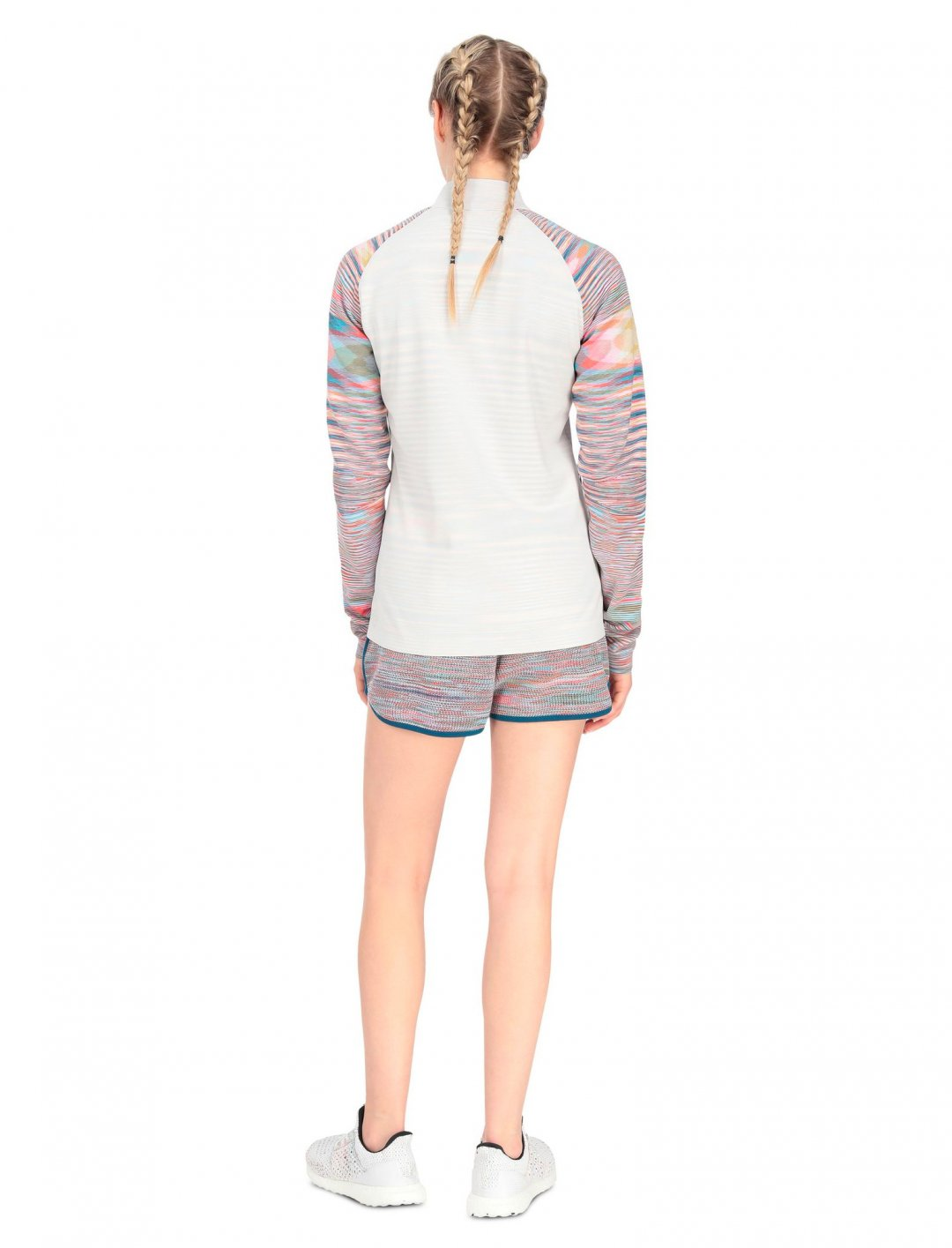 "Sweatshirt {""id"":5,""product_section_id"":1,""name"":""Clothing"",""order"":5} Adidas x Missoni"