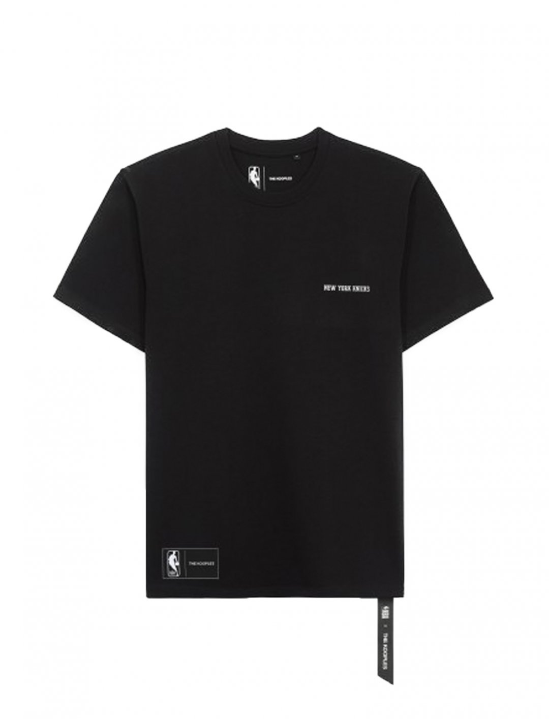 """Black T-shirt {""""id"""":5,""""product_section_id"""":1,""""name"""":""""Clothing"""",""""order"""":5} The Kooples"""