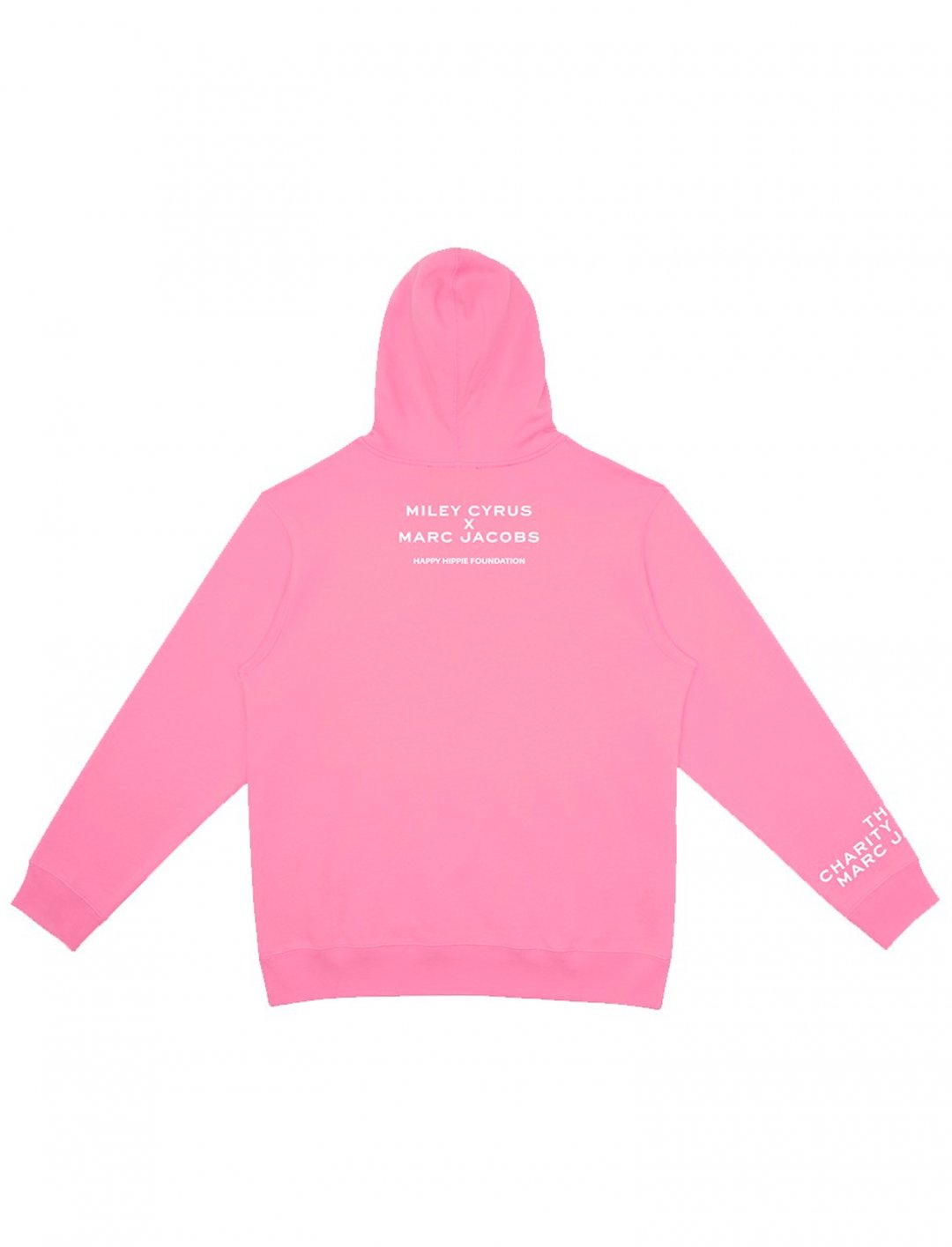 """The Charity Hoodie {""""id"""":5,""""product_section_id"""":1,""""name"""":""""Clothing"""",""""order"""":5} Miley Cyrus x Marc Jacobs"""