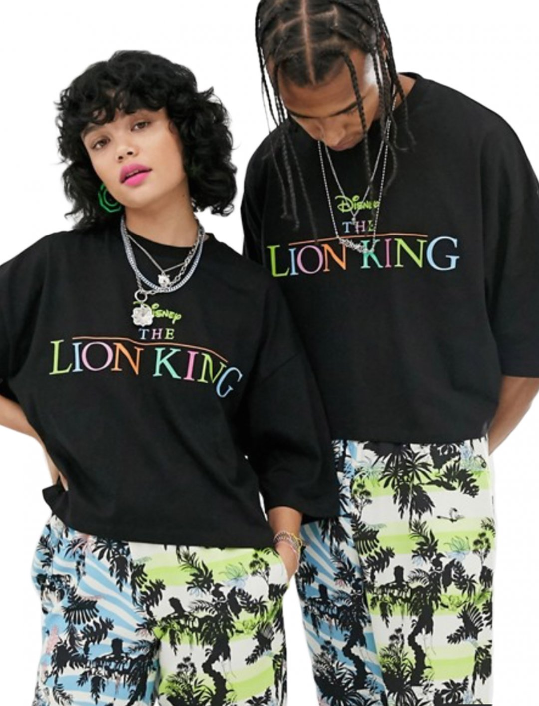 """The Lion King T-shirt {""""id"""":5,""""product_section_id"""":1,""""name"""":""""Clothing"""",""""order"""":5} The Lion King x Asos Design"""