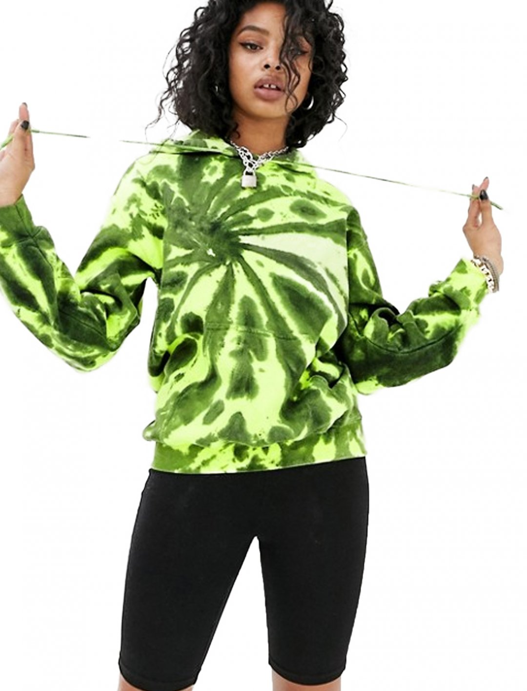 "Tie Dye Hoodie {""id"":5,""product_section_id"":1,""name"":""Clothing"",""order"":5} New Girl Order"