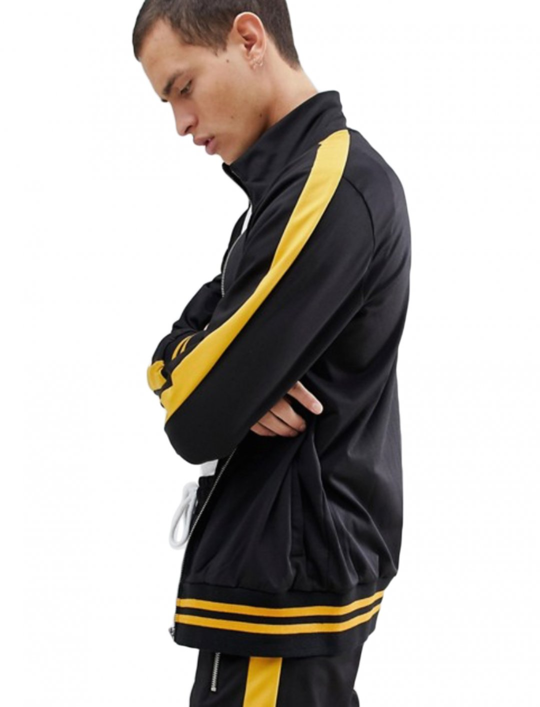 "Track Jacket {""id"":5,""product_section_id"":1,""name"":""Clothing"",""order"":5} Criminal Damage"