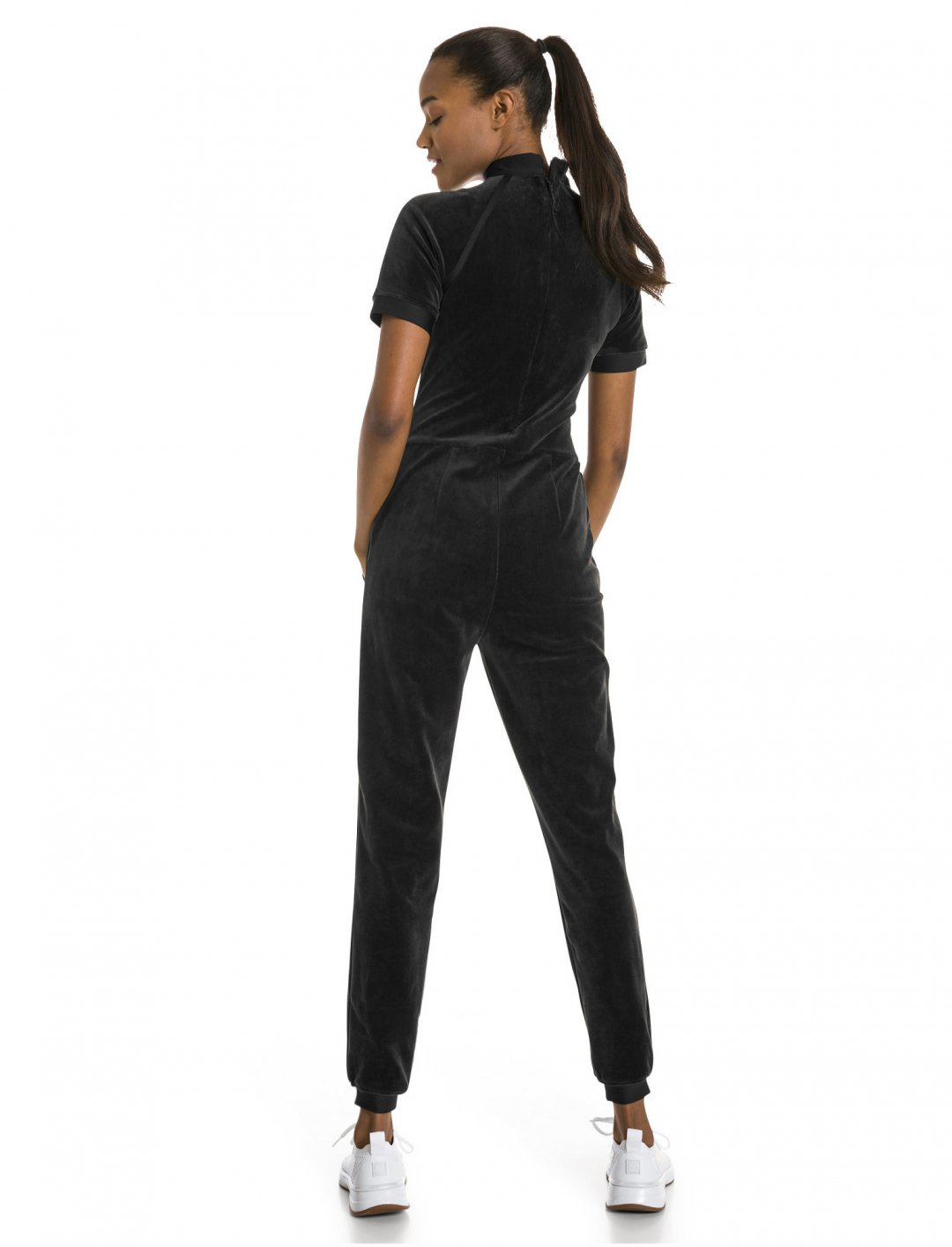 "Training Jumpsuit {""id"":5,""product_section_id"":1,""name"":""Clothing"",""order"":5} Puma x Selena Gomez"
