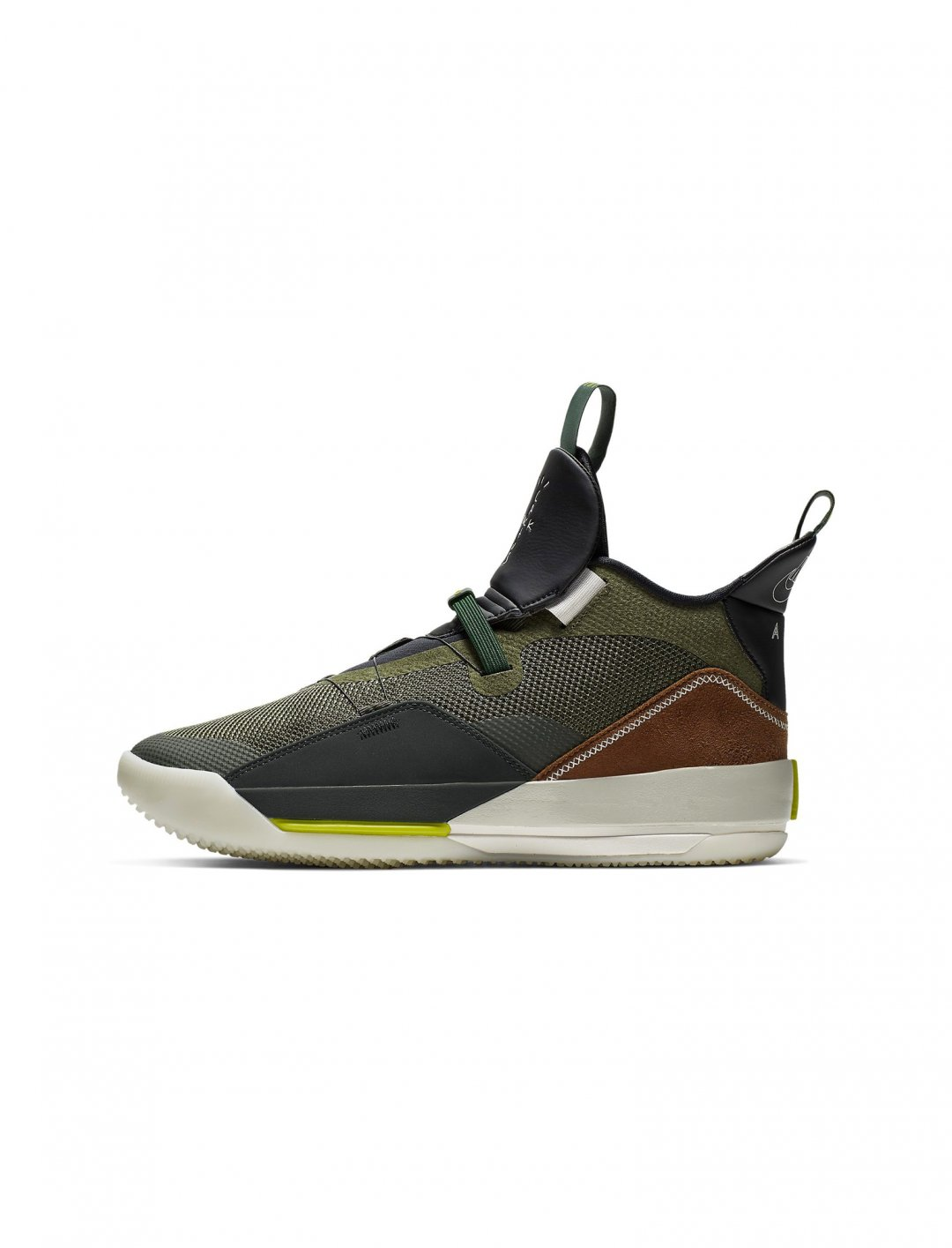 "Travis Scott x Air Jordan 33 {""id"":12,""product_section_id"":1,""name"":""Shoes"",""order"":12} Nike"