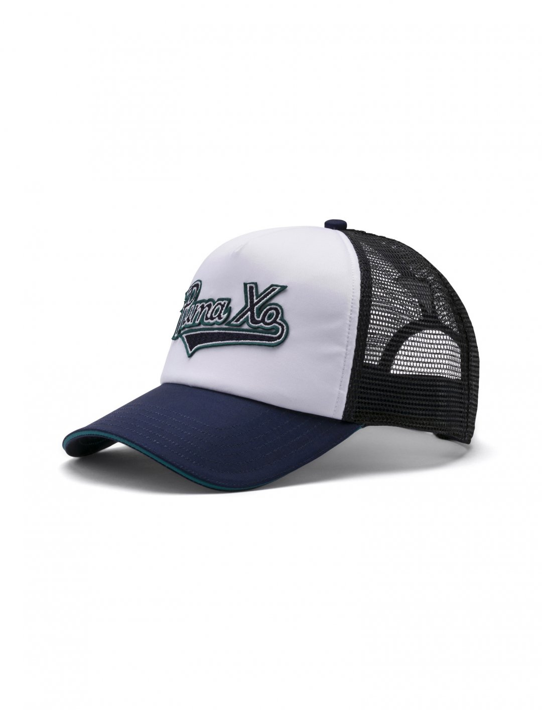 "Trucker Hat {""id"":16,""product_section_id"":1,""name"":""Accessories"",""order"":15} Puma x XO"