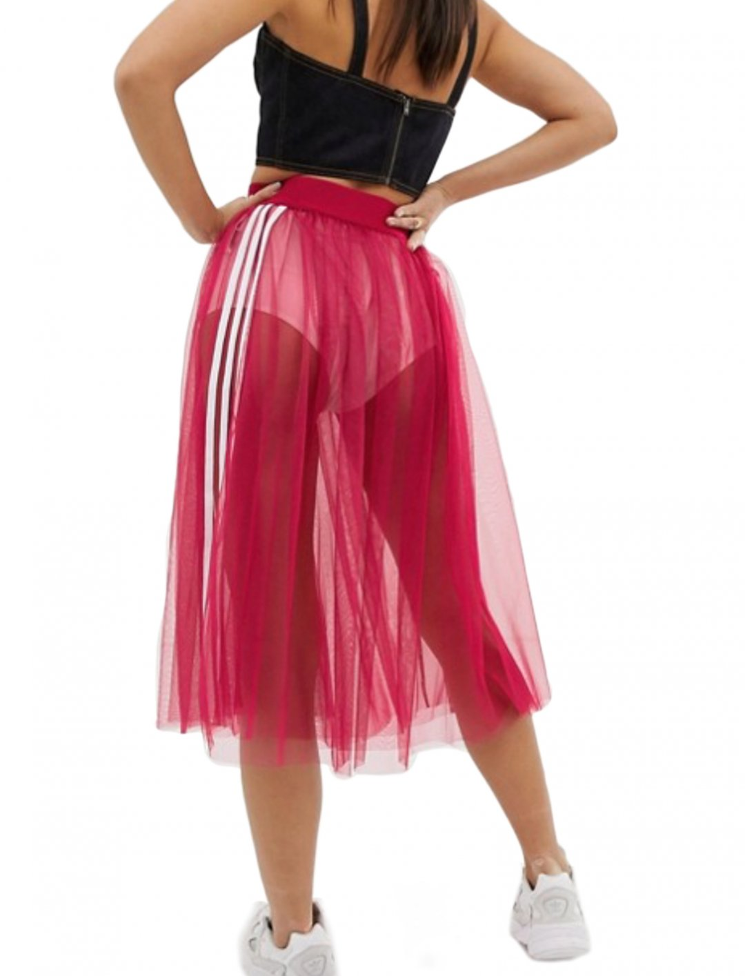 "Tulle Skirt {""id"":5,""product_section_id"":1,""name"":""Clothing"",""order"":5} adidas Originals"