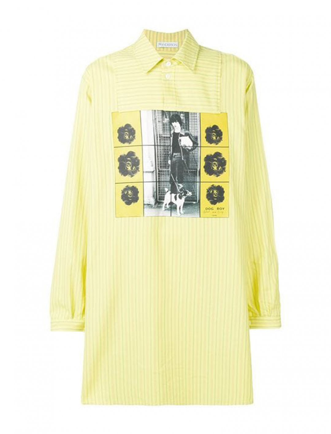 "Tunic Shirt {""id"":5,""product_section_id"":1,""name"":""Clothing"",""order"":5} JW Anderson"
