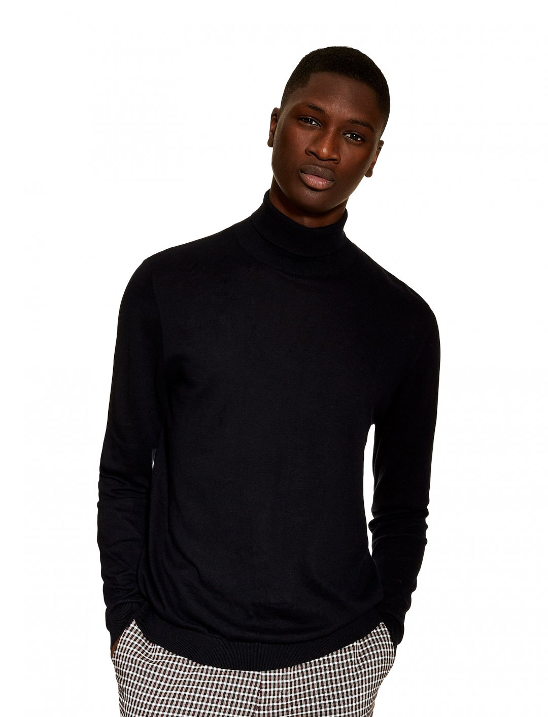 "Turtleneck Jumper {""id"":5,""product_section_id"":1,""name"":""Clothing"",""order"":5} Topman"