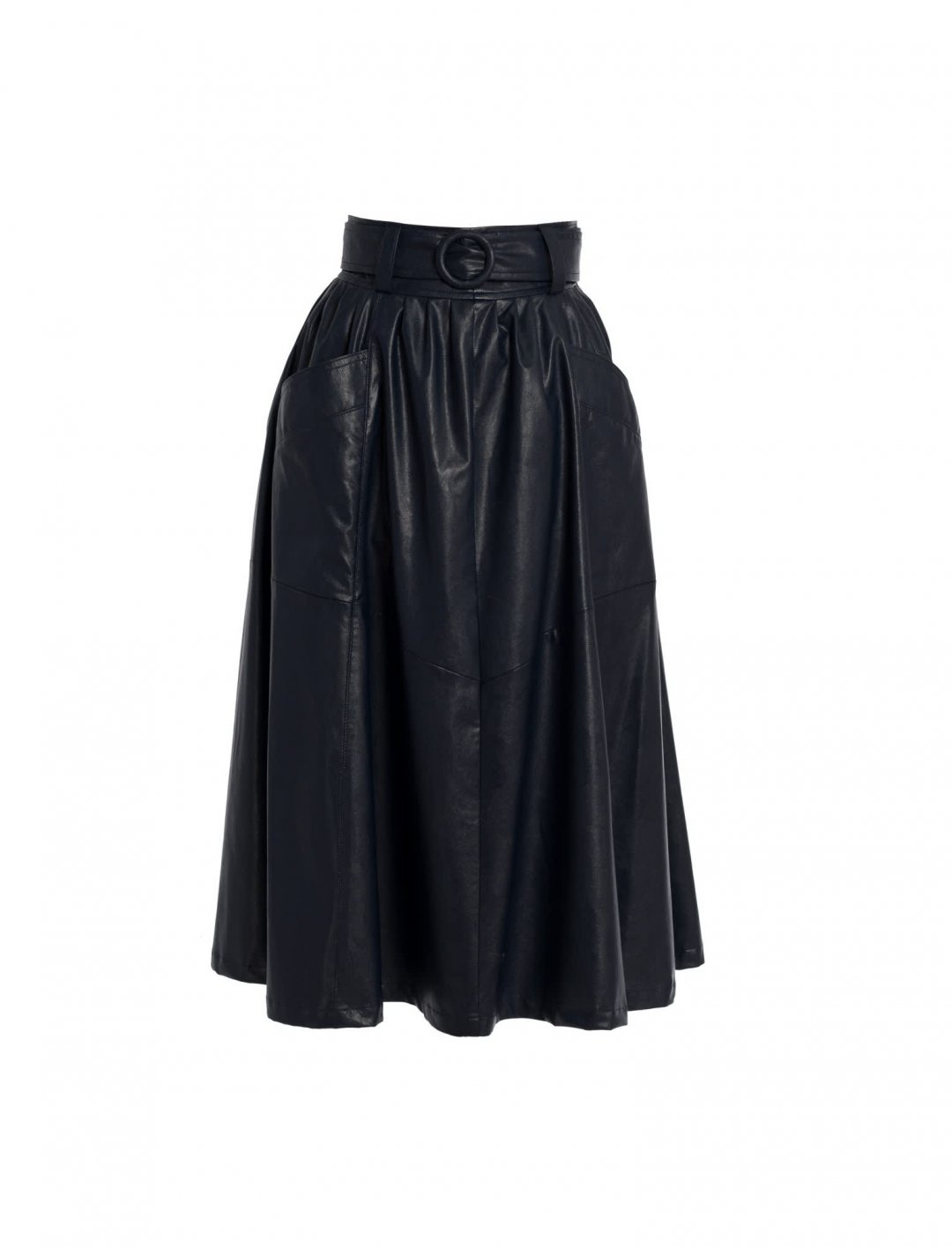 "Vegan Leather Skirt {""id"":5,""product_section_id"":1,""name"":""Clothing"",""order"":5} Tomcsanyi"