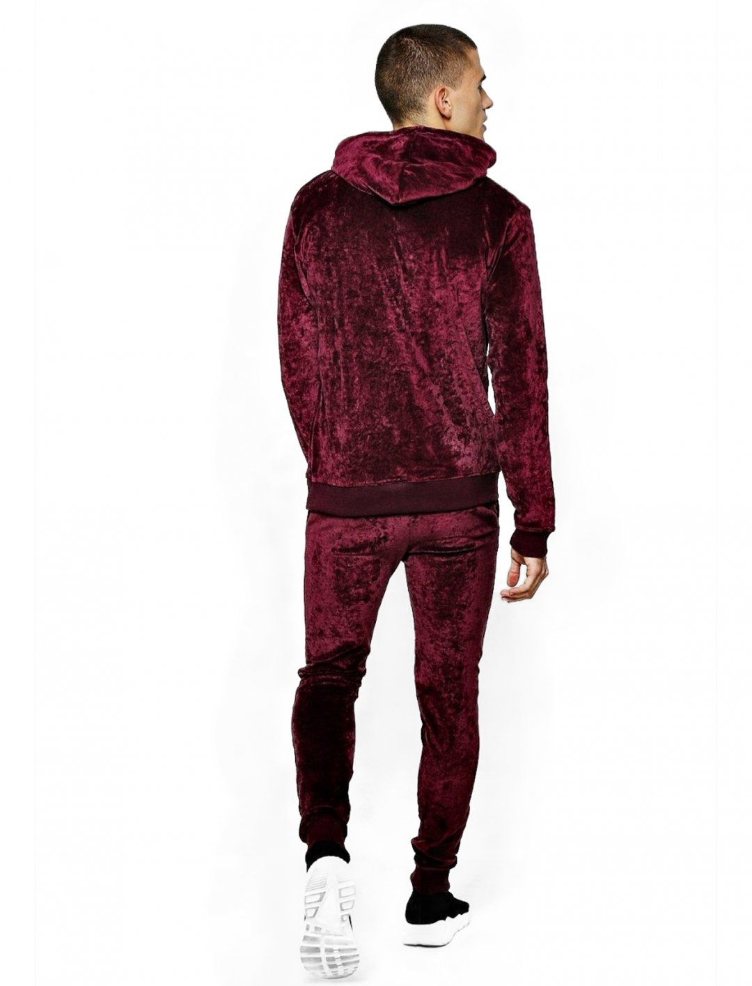 "Velour Track Suit {""id"":5,""product_section_id"":1,""name"":""Clothing"",""order"":5} Boohooman"