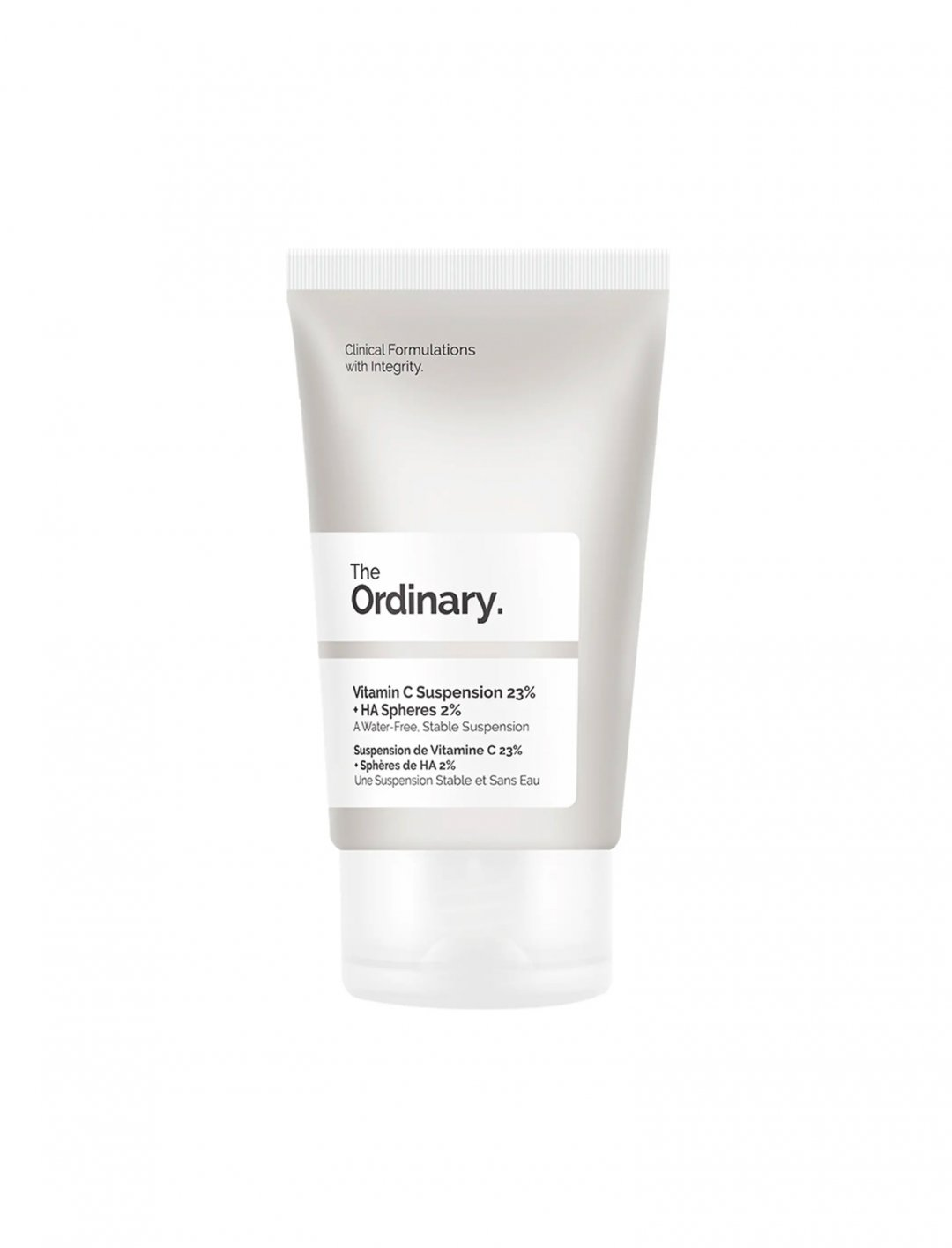 "Vitamin C Suspension 23% + HA Spheres 2% {""id"":2,""product_section_id"":1,""name"":""Beauty"",""order"":2} The Ordinary"