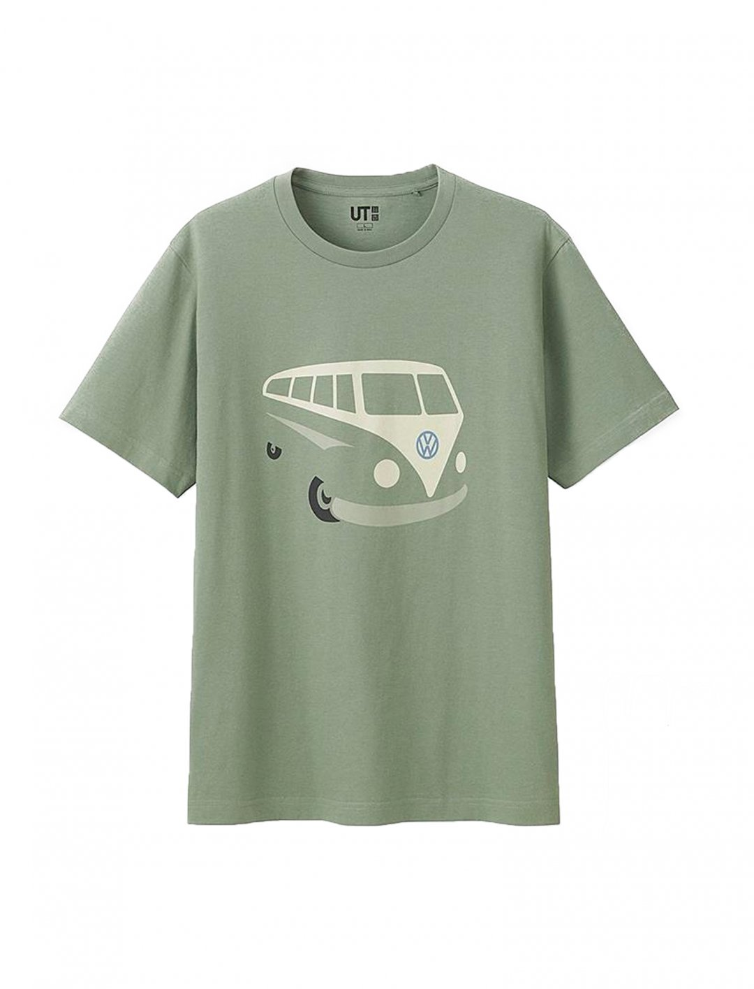 "Volkswagen Graphic Print T-shirt {""id"":5,""product_section_id"":1,""name"":""Clothing"",""order"":5} Uniqlo"